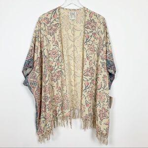 Billabong | Floral Beach Kimono